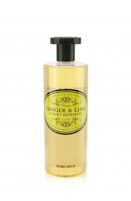 Natuarally European Ginger & Lime Shower Gel