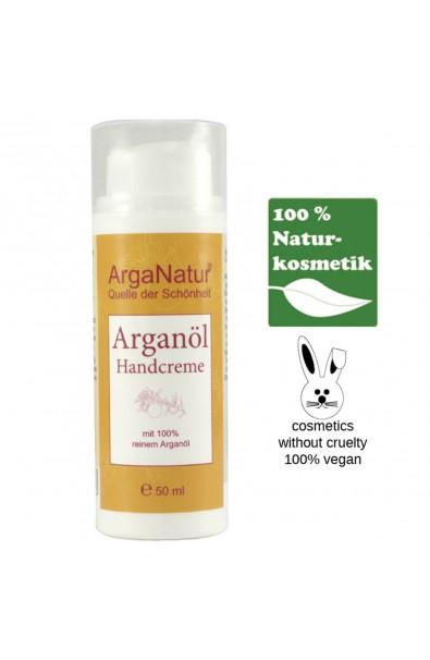Arganöl- Handcreme