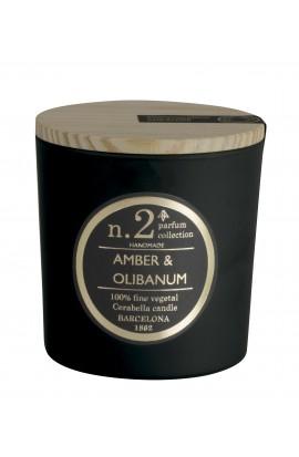 N° 2 Amber & Olibanum L