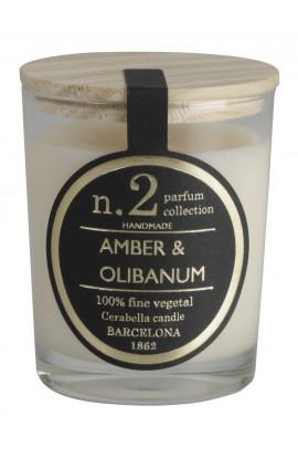 N° 2 Amber & Olibanum Petit