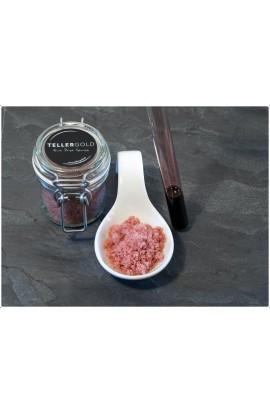 Fleur de Sel mit Rotwein & Cranberries 70 Gramm im Bügelglas