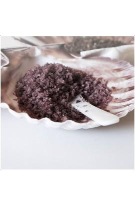 Fleur de Sel mit Schokolade 70 Gramm im Bügelglas