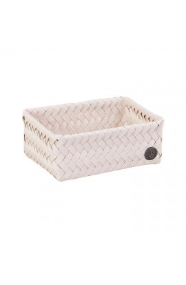 Handed By Fit Small Basket champagne-Schmaler offener Korb champagnerfarben