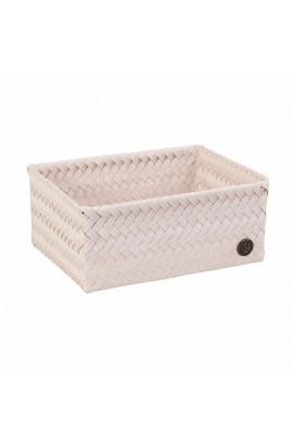 Fit Medium High Basket champagne-Mittelhoher offener Korb champagnerfarben