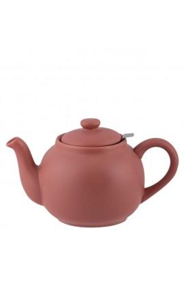 Teekanne klein 1,5 ltr. - Terracotta-Rose