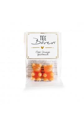 Tee-Bären Zimt Orange Mini