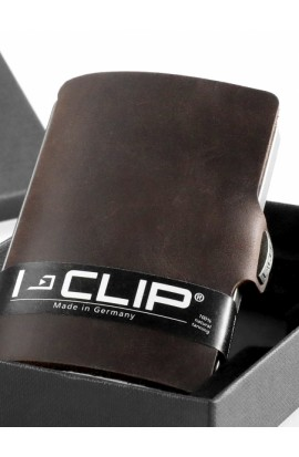 I-Clip Soft Touch braun