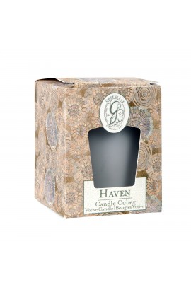 Greenleaf Candle Cube HAVEN