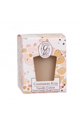 Greenleaf Candle Cube CASHMERE KISS