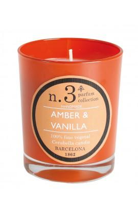 N° 3 Amber & Vanilla