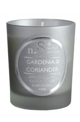 N° 8 Gardenia & Coriander