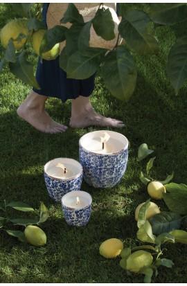 Outdoor Kerze Mittel