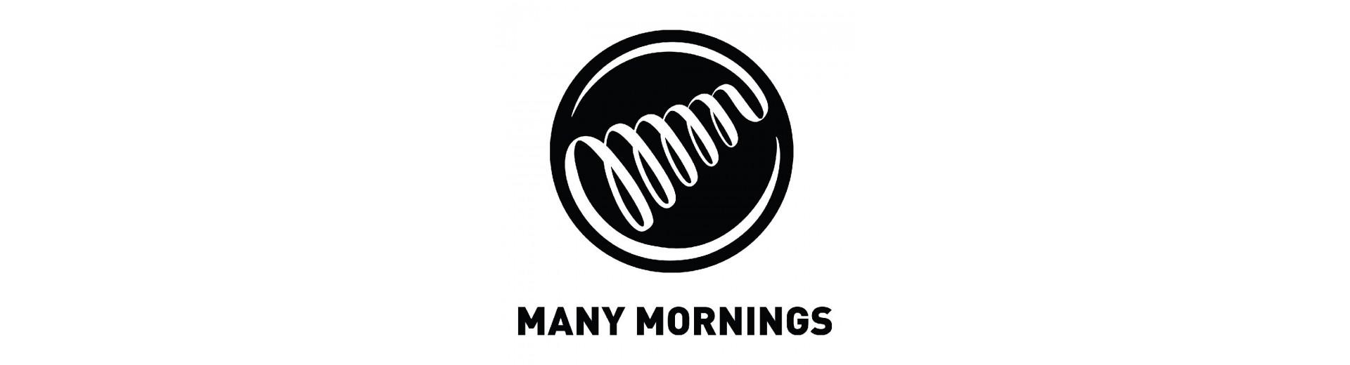 Many Mornings Bunte Socken